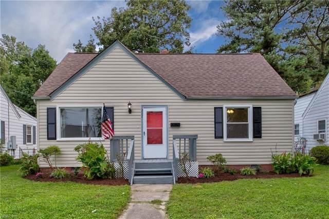 227 Lenox Ave, Norfolk, VA 23503 (#10335750) :: Berkshire Hathaway HomeServices Towne Realty