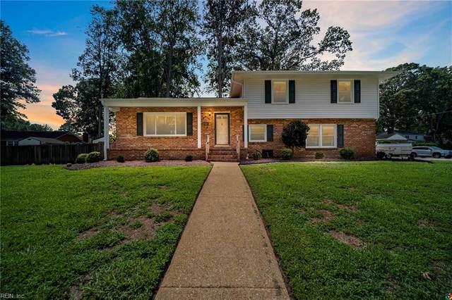 131 Moline Dr, Newport News, VA 23606 (#10335777) :: Berkshire Hathaway HomeServices Towne Realty