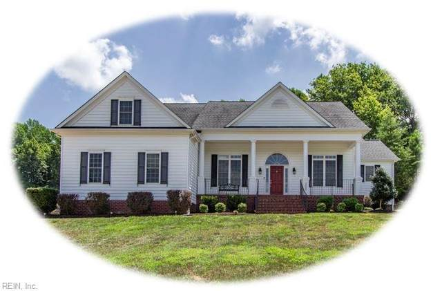 300 Marks Pond Way, York County, VA 23188 (#10335778) :: Berkshire Hathaway HomeServices Towne Realty
