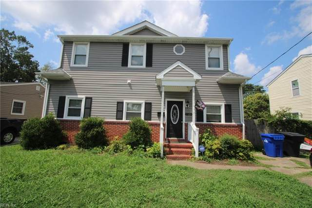 726 Cambridge Ave, Portsmouth, VA 23707 (#10335802) :: Tom Milan Team