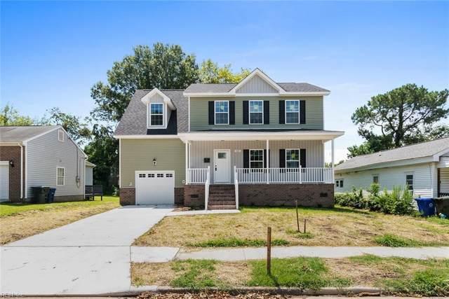 71 Cedar Ave, Newport News, VA 23607 (#10335816) :: Atlantic Sotheby's International Realty