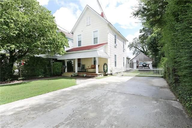 1205 Seaboard Ave, Chesapeake, VA 23324 (#10335838) :: Rocket Real Estate