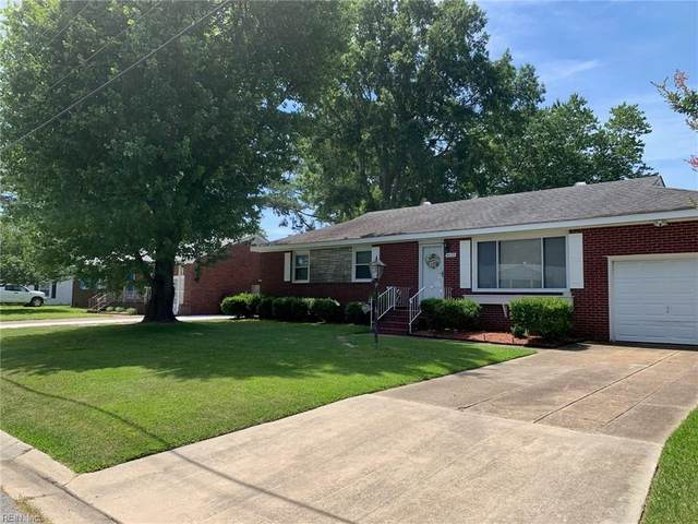 4809 Milan Dr, Portsmouth, VA 23703 (#10335849) :: AMW Real Estate