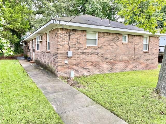 1704 Bourbon Ave, Norfolk, VA 23509 (#10335858) :: Kristie Weaver, REALTOR