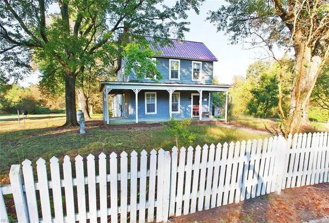 111 Faison St, Surry County, VA 23839 (#10335863) :: Encompass Real Estate Solutions