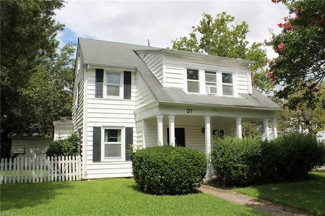 37 Channing Ave, Portsmouth, VA 23702 (#10335868) :: RE/MAX Central Realty