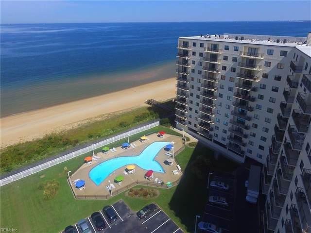 100 E Ocean View Ave #903, Norfolk, VA 23503 (#10335872) :: Atkinson Realty
