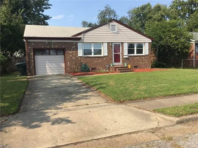1543 Grove St, Hampton, VA 23664 (#10335876) :: Abbitt Realty Co.