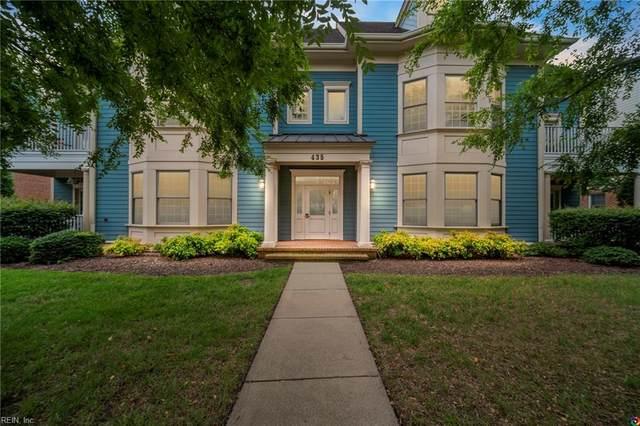 435 E Freemason St 3B, Norfolk, VA 23510 (#10335908) :: Upscale Avenues Realty Group