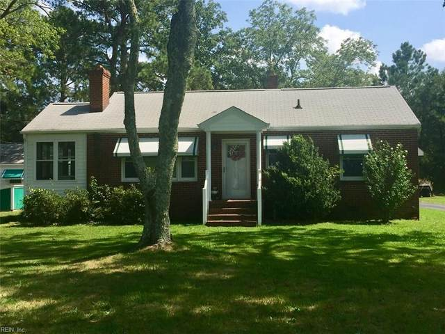 816A Railway Road Rd, York County, VA 23692 (#10335932) :: Berkshire Hathaway HomeServices Towne Realty