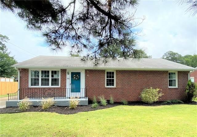 306 Kay Rd, Portsmouth, VA 23701 (#10335937) :: Rocket Real Estate