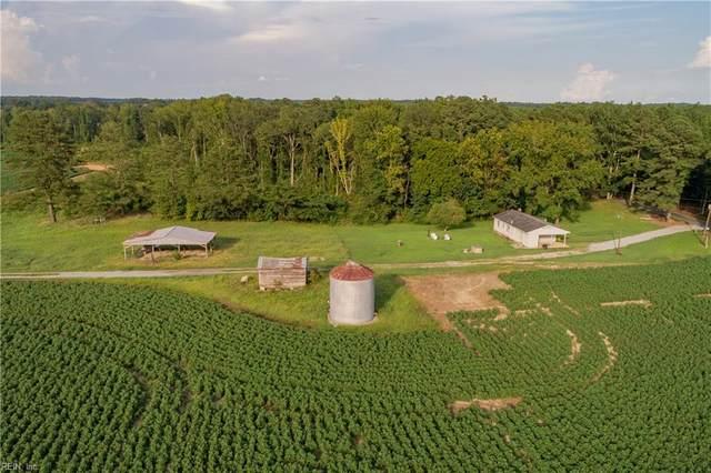15395 Pinopolis Rd, Southampton County, VA 23827 (#10336022) :: AMW Real Estate