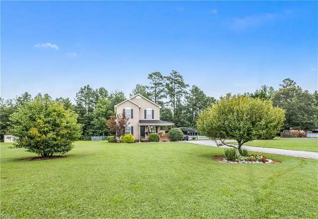 17041 Cabin Point Rd, Southampton County, VA 23837 (#10336029) :: The Kris Weaver Real Estate Team