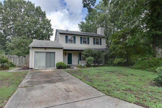143 Wreck Shoal Dr, Newport News, VA 23606 (#10336054) :: Gold Team VA