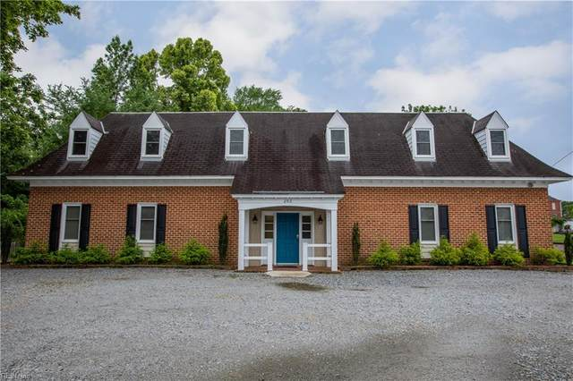202 Hicksford Ave, Emporia, VA 23847 (#10336080) :: Rocket Real Estate