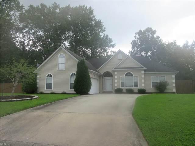 2503 Cedar Lake Dr, Suffolk, VA 23434 (MLS #10336085) :: AtCoastal Realty