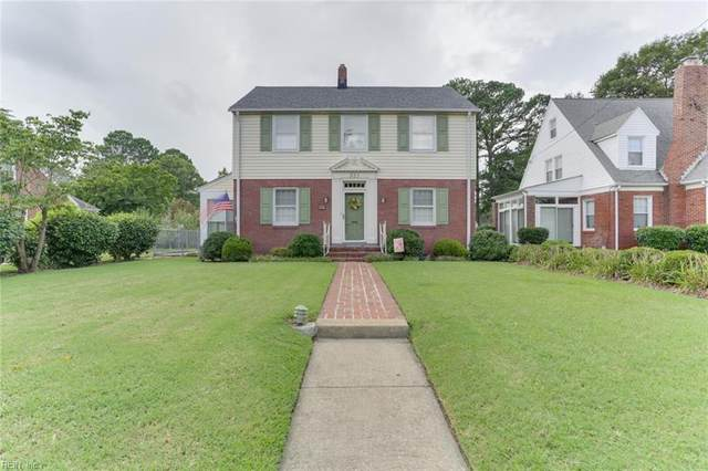 321 Grayson St, Portsmouth, VA 23707 (#10336092) :: Avalon Real Estate