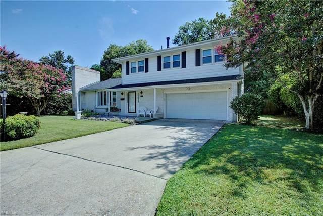 34 S Greenfield Ave, Hampton, VA 23666 (#10336174) :: Abbitt Realty Co.