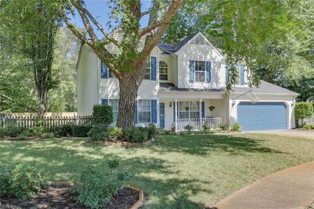 102 Horsley Dr, Hampton, VA 23666 (#10336204) :: Berkshire Hathaway HomeServices Towne Realty