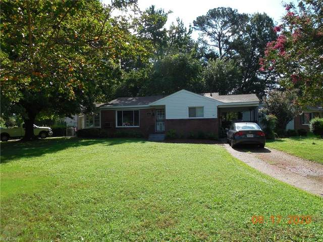 512 Aragona Blvd, Virginia Beach, VA 23455 (#10336228) :: AMW Real Estate