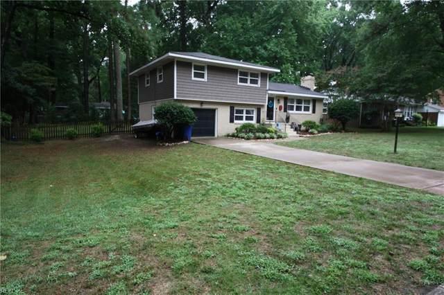 214 Keith Rd, Newport News, VA 23606 (MLS #10336237) :: AtCoastal Realty