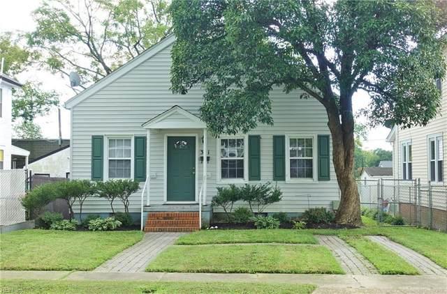 311 Columbia Ave, Hampton, VA 23669 (#10336262) :: RE/MAX Central Realty