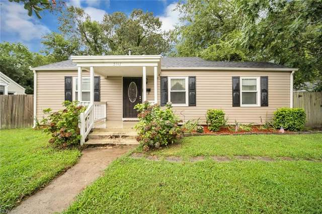 3117 Strathmore Ave, Norfolk, VA 23504 (#10336284) :: Berkshire Hathaway HomeServices Towne Realty