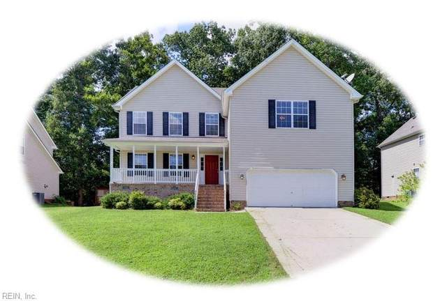 5924 Montpelier Dr, James City County, VA 23188 (#10336292) :: AMW Real Estate