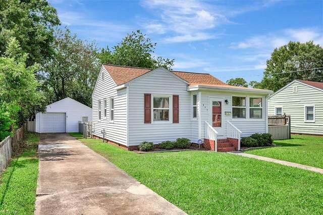 507 Highland Ave, Hampton, VA 23661 (#10336337) :: The Kris Weaver Real Estate Team