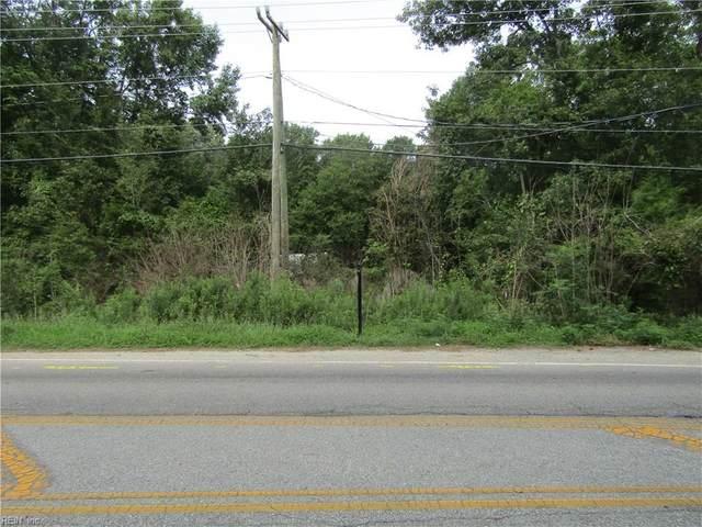 611 Yorktown Rd, Poquoson, VA 23662 (#10336347) :: Abbitt Realty Co.