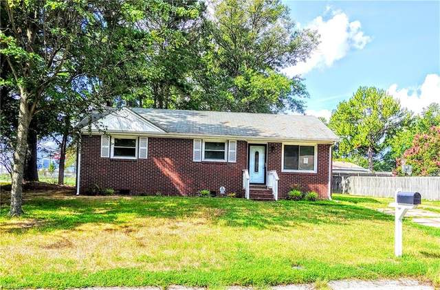 613 Yorkshire Rd, Portsmouth, VA 23701 (#10336415) :: Encompass Real Estate Solutions