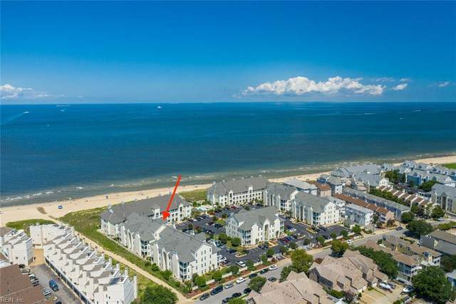 3167 Silver Sands Cir #203, Virginia Beach, VA 23451 (#10336417) :: AMW Real Estate