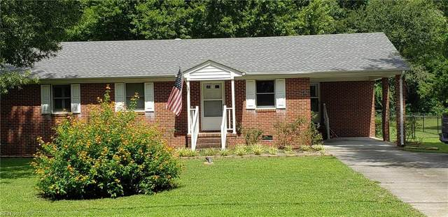 22383 Linden St, Southampton County, VA 23837 (#10336432) :: The Kris Weaver Real Estate Team