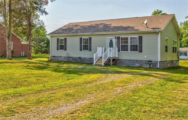 402 E Main St, Sussex County, VA 23888 (#10336490) :: Berkshire Hathaway HomeServices Towne Realty