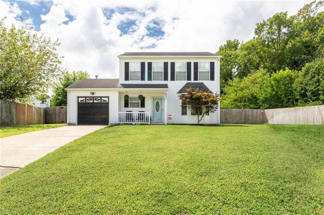 831 Old Point Ave, Hampton, VA 23663 (#10336491) :: Berkshire Hathaway HomeServices Towne Realty