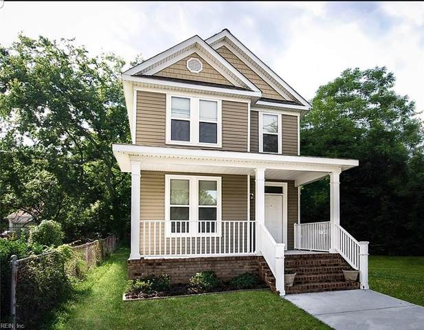 954 Pollard St, Norfolk, VA 23504 (#10336499) :: Gold Team VA