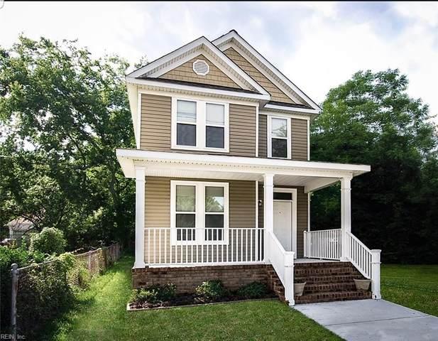 954 Pollard St, Norfolk, VA 23504 (#10336499) :: Avalon Real Estate