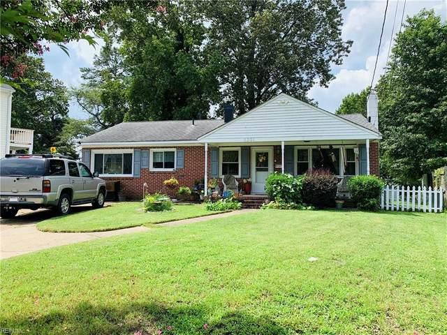 1301 River Oaks Dr, Norfolk, VA 23502 (#10336501) :: Gold Team VA