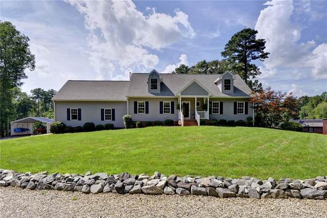 118 Jolly Pond Rd, James City County, VA 23188 (#10336528) :: Encompass Real Estate Solutions
