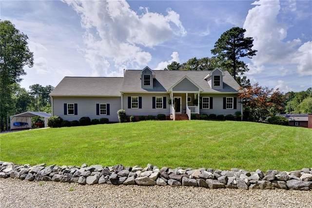 118 Jolly Pond Rd, James City County, VA 23188 (#10336528) :: Abbitt Realty Co.