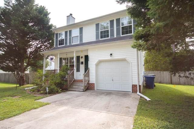 305 Ronald Dr, Newport News, VA 23602 (#10336552) :: Encompass Real Estate Solutions