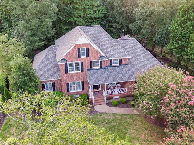 204 Sir Thomas Lunsford Dr, Williamsburg, VA 23185 (#10336554) :: Gold Team VA
