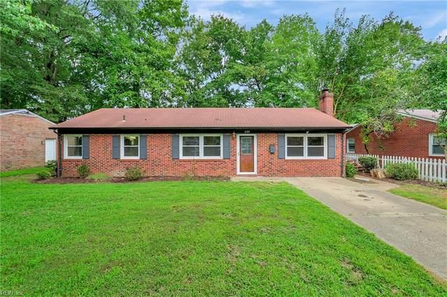 339 Flora Dr, Newport News, VA 23608 (#10336567) :: AMW Real Estate