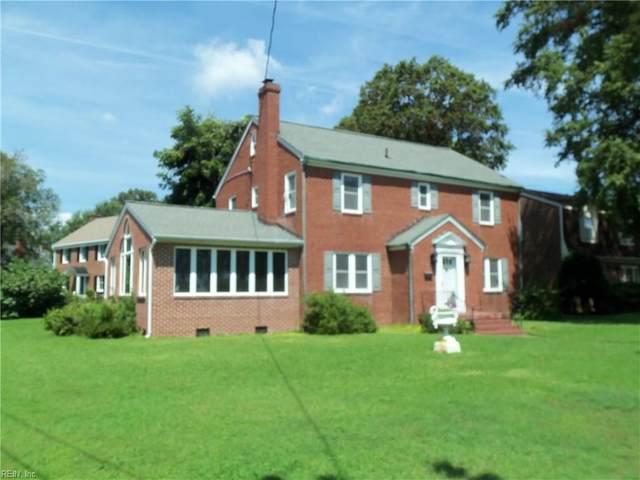 4101 Chesapeake Ave, Hampton, VA 23669 (MLS #10336576) :: AtCoastal Realty