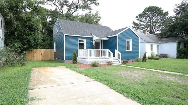 4 Monroe Dr, Hampton, VA 23669 (#10336610) :: AMW Real Estate
