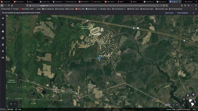 Lot 25 Red Cross Bill Way, New Kent County, VA 23140 (#10336626) :: Momentum Real Estate