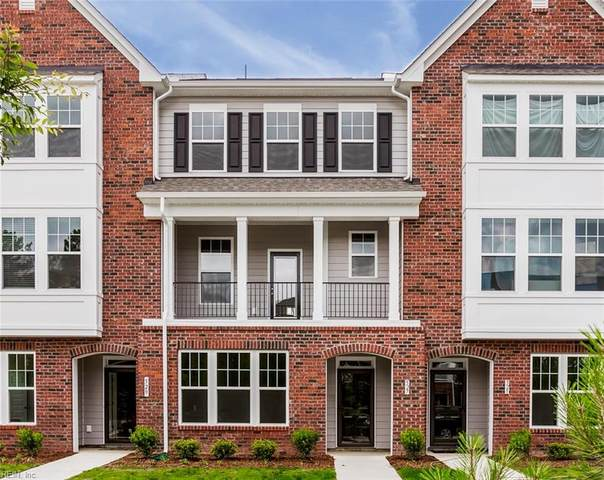 604 Petunia Pl #124, Newport News, VA 23602 (#10336634) :: RE/MAX Central Realty
