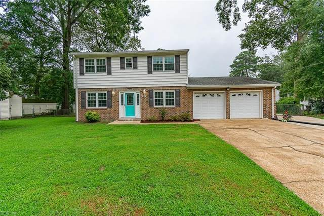 704 Avalon Woods Ct, Virginia Beach, VA 23464 (#10336647) :: Gold Team VA