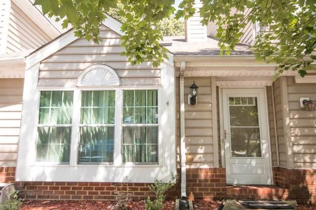 4 Hawthorn Pl, Hampton, VA 23666 (#10336672) :: AMW Real Estate