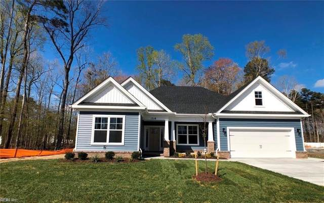 1256 Auburn Hill Dr, Chesapeake, VA 23320 (#10336707) :: Verian Realty